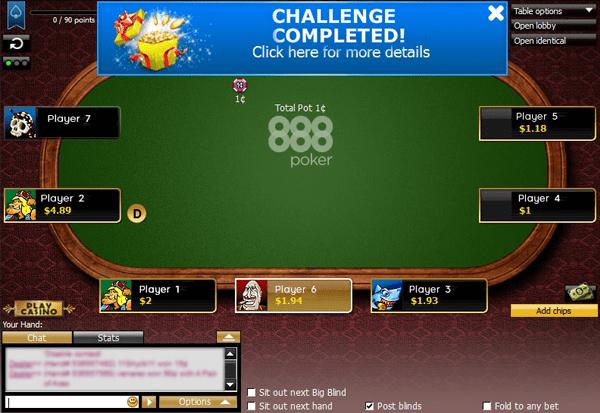 Numero De 888poker